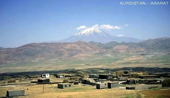 Ararat - Urarat - Agirî - Kurdistan
