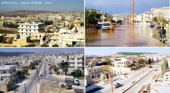 Afrin City - Bajarê Efrînê