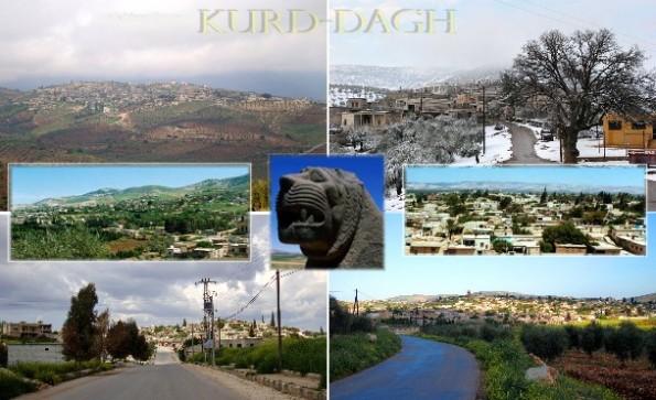Panorama Bilder von Orten in Kurd-Dagh